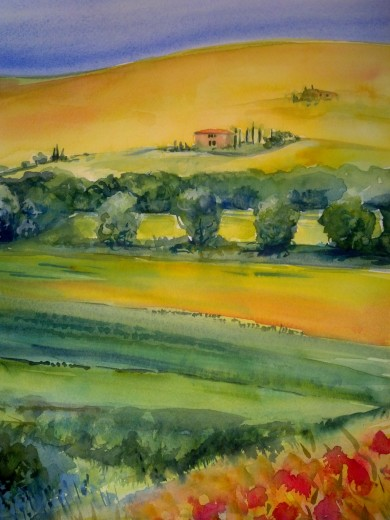 Sandy Davis - Tuscany
