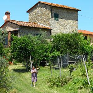 Lunch at Vallone di Cecione (by Jerelen)