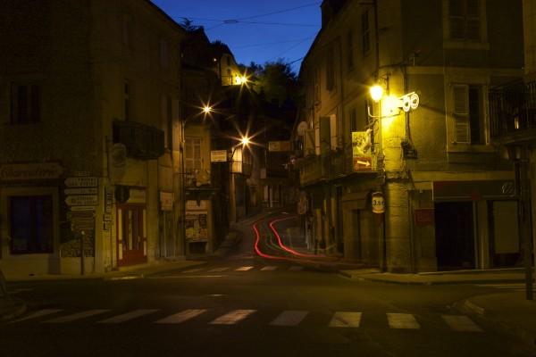 Montignac at Night