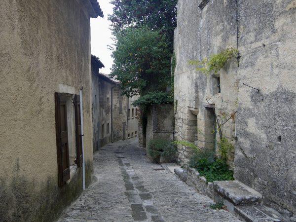 Bonnieux - Rue Droite
