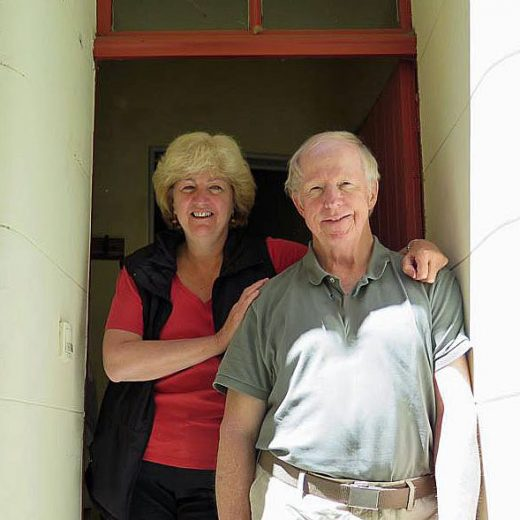 Kathy and Charley Wood