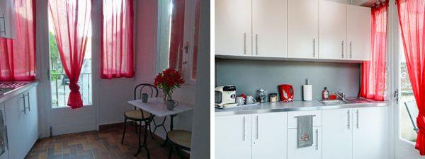 Bonnieux apartment - bedroom suite