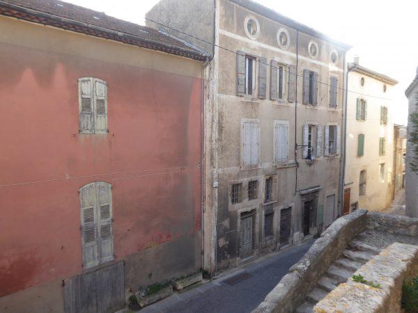 Bonnieux - Rue de la République