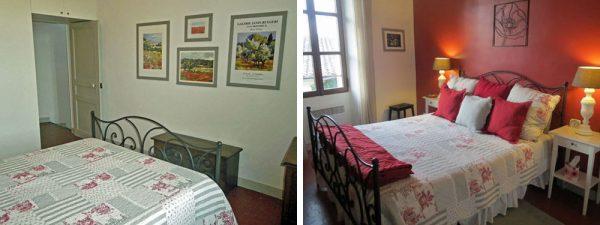 Bonnieux apartment - Poppy Room